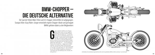 BMW Chopper - Die deutsche Alternative